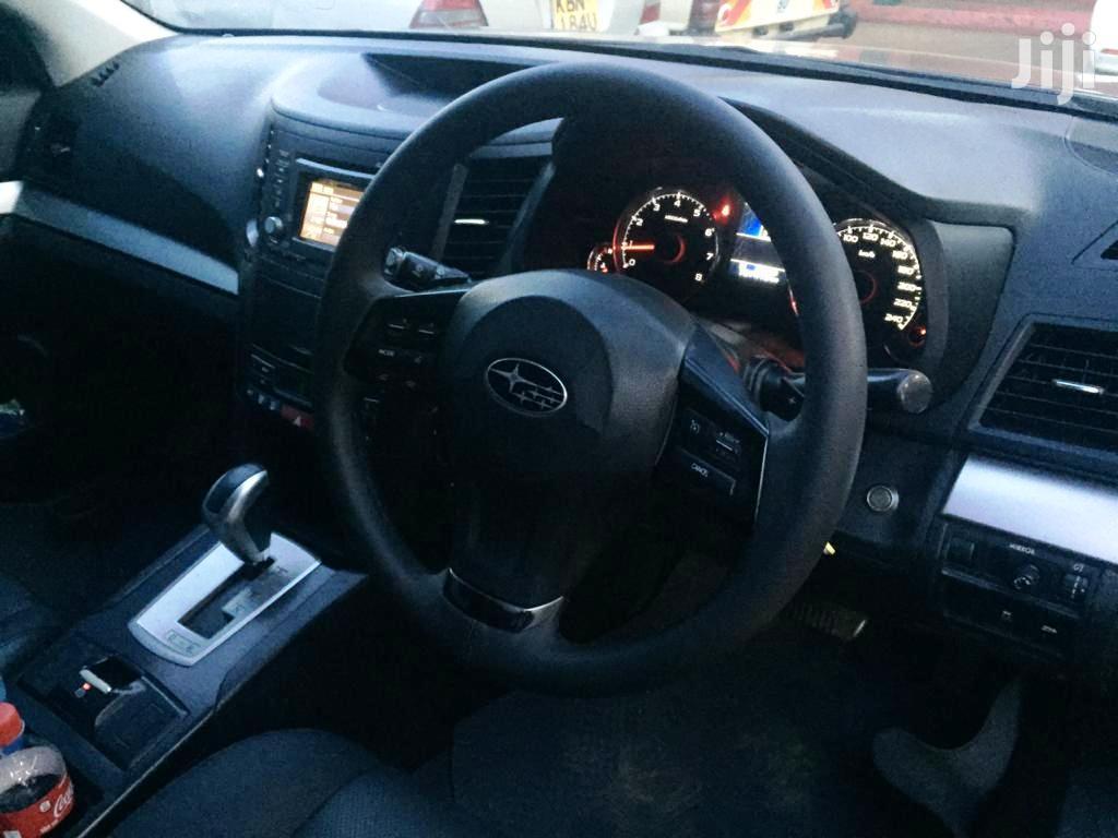 Archive: Subaru Outback 2014 Blue