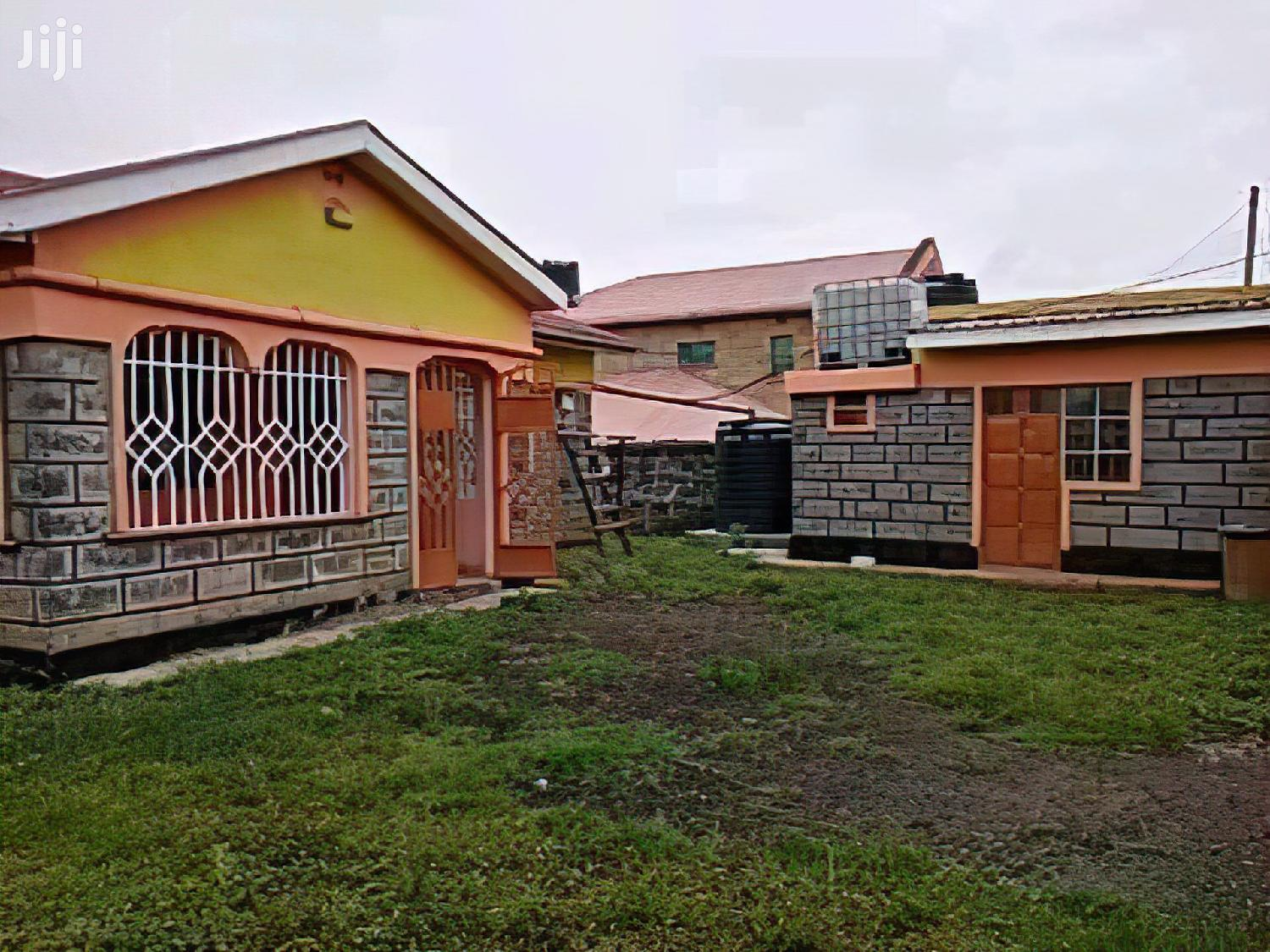 Archive: 2 Bedroom House To Let In Kiamunyi At Olive Inn