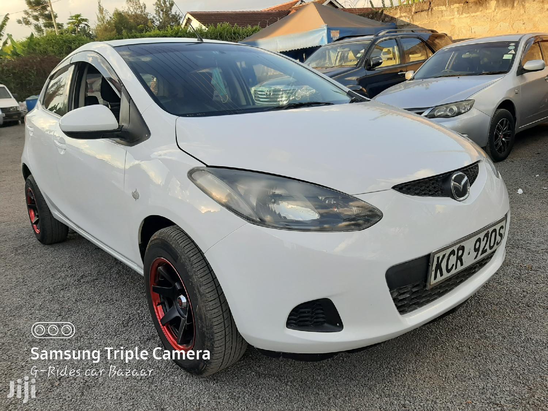 Mazda Demio 2011 White