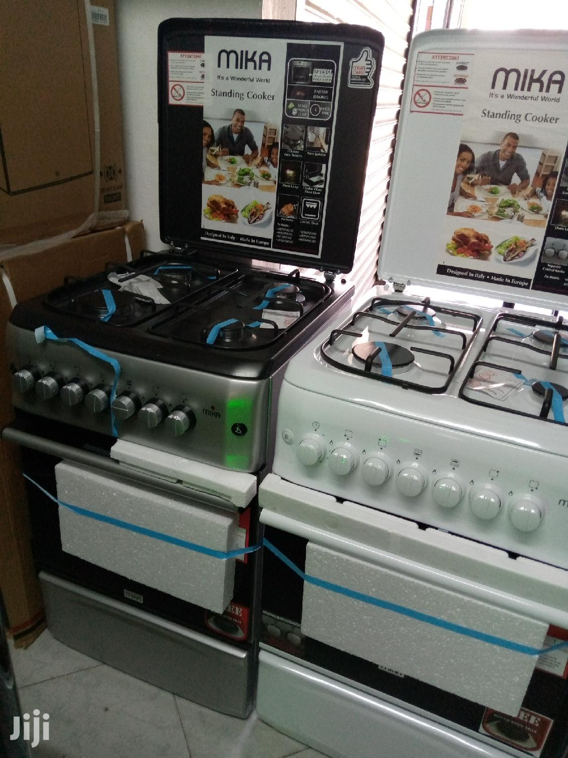 New Stock Arrivals 🔥 🔥 Brand New Mika Standing Cookers