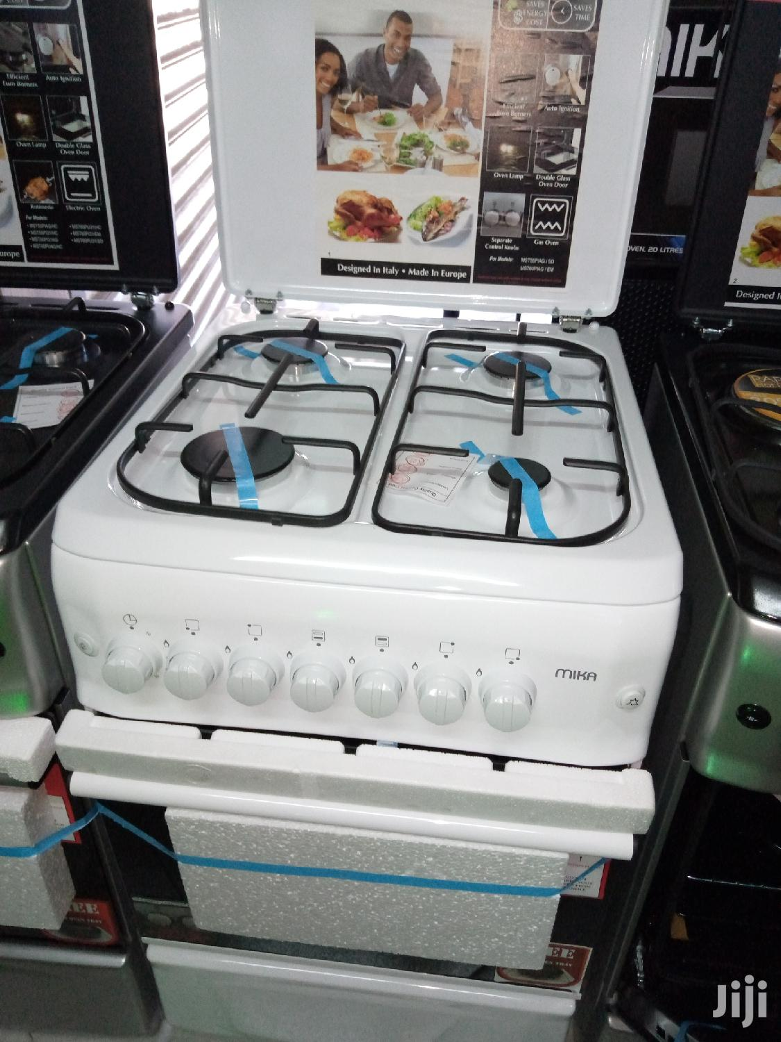 New Stock Arrivals 🔥 🔥 Brand New Mika Standing Cookers   Kitchen Appliances for sale in Kisauni, Mombasa, Kenya