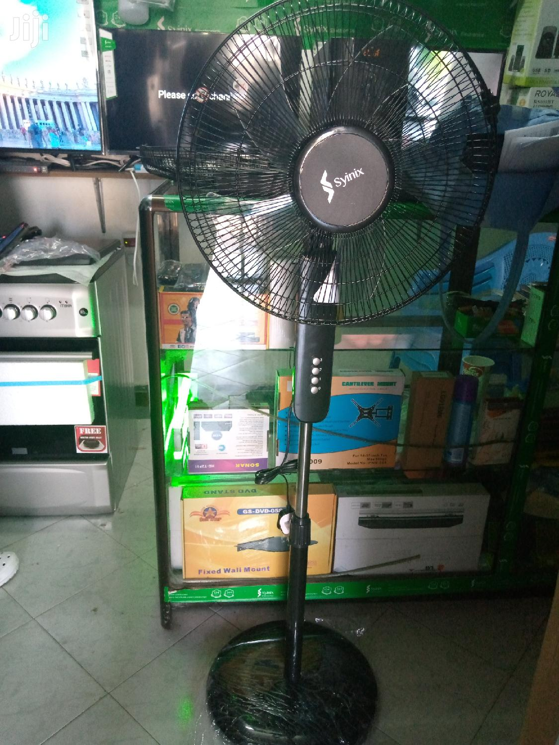 Synix Standing Fans, Quality and Durable