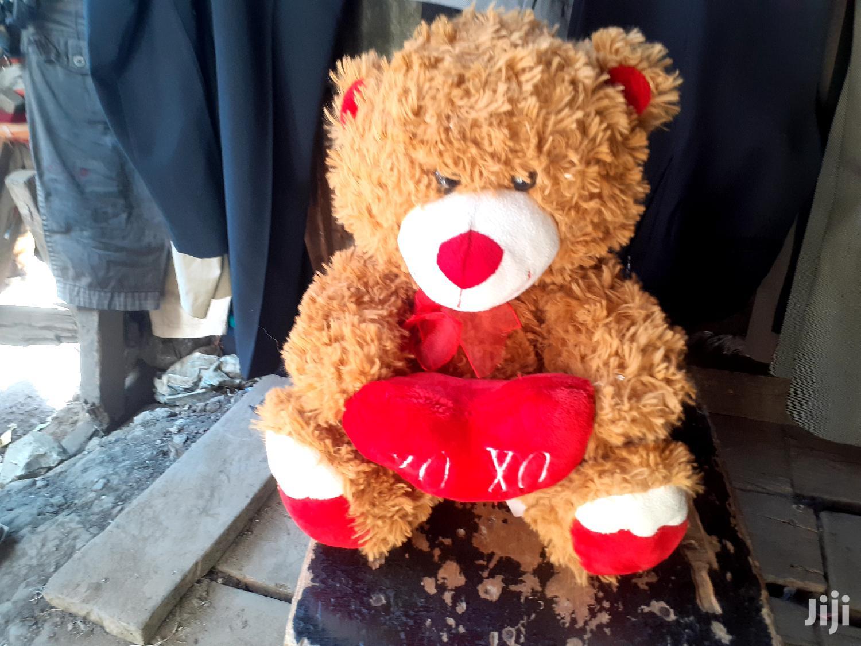 Brown Teddy Bear Doll
