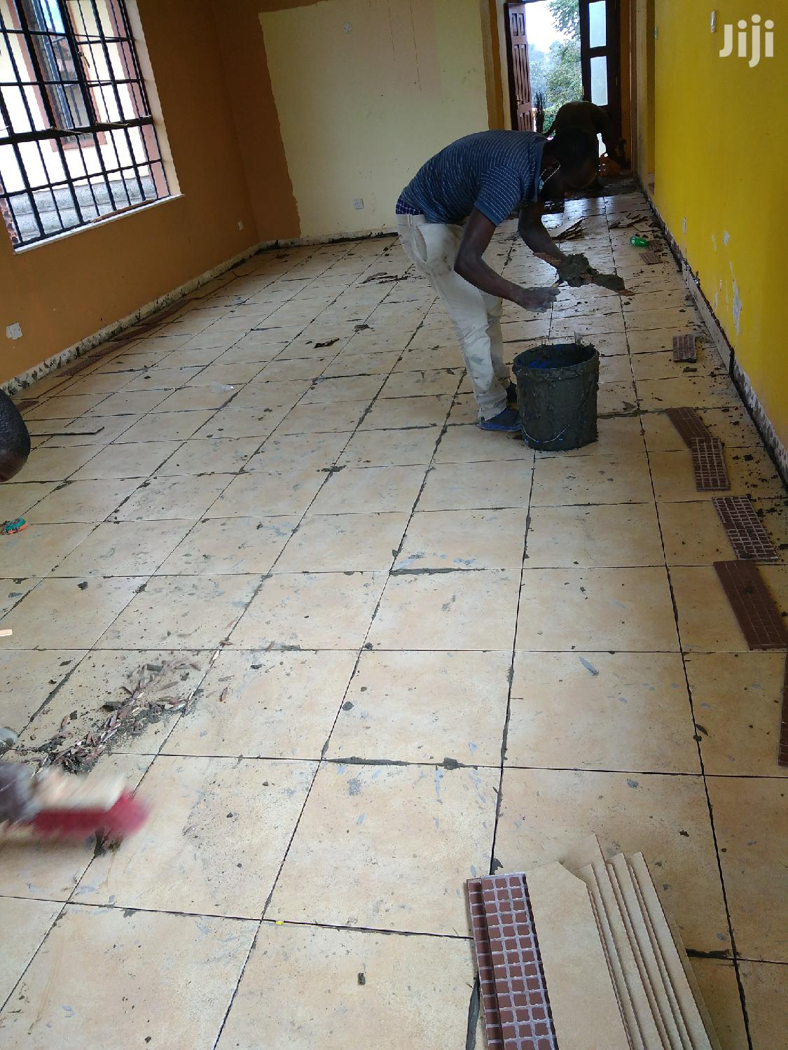 We Do Tile Fixing According To Our Clients Desire