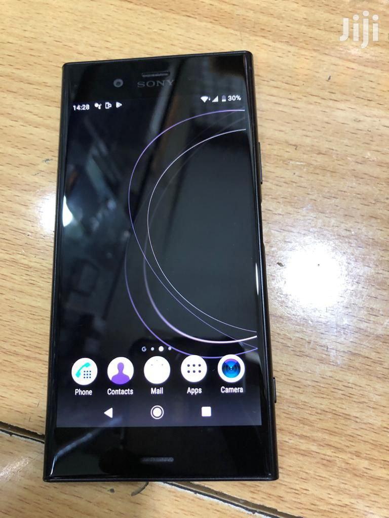 Archive: Sony Xperia XZ1 64 GB Black