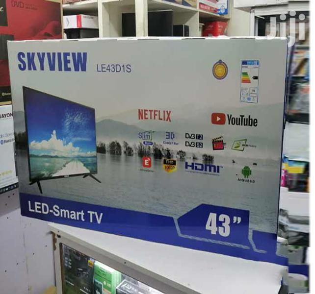 43 Inch Smart Digital Android LED Skyview Television