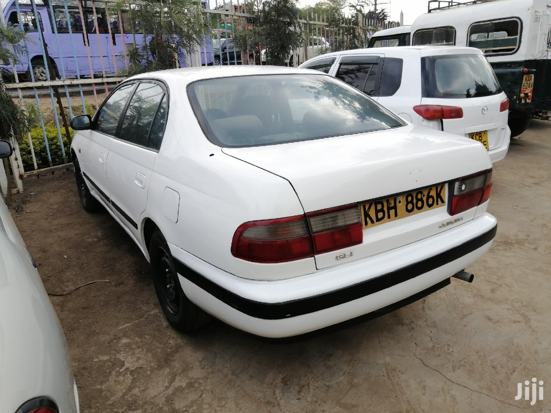 Archive: Toyota Corona 2002 White