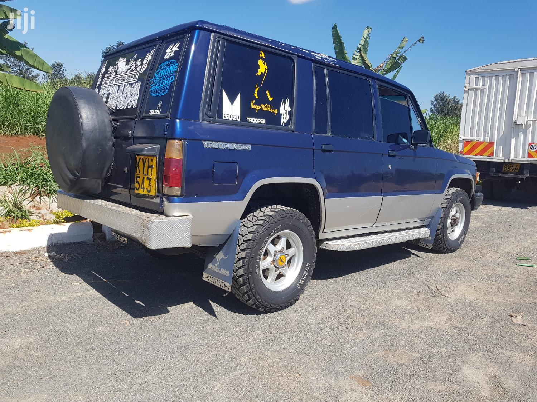 ISUZU Wheels, Truck Tyres and Rims, AAV 4x4 Vehicles