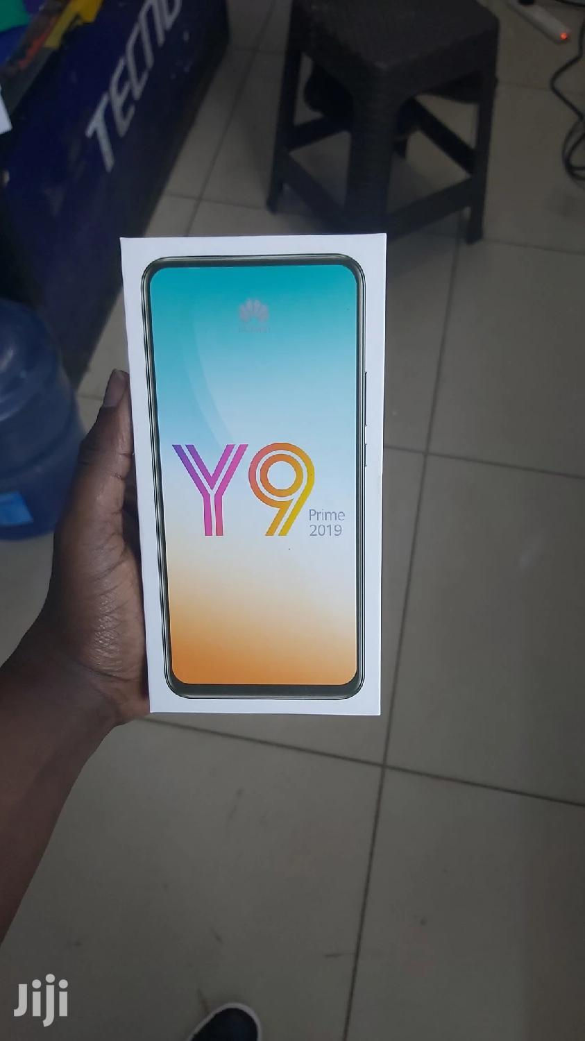 Archive: New Huawei Y9 Prime 128 GB Blue