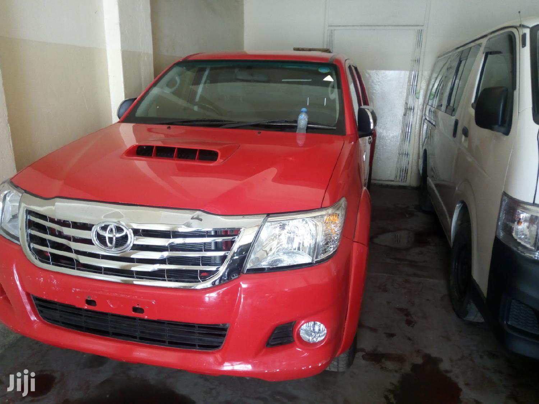 Toyota Hilux 2013 SR Red | Cars for sale in Mvita, Mombasa, Kenya