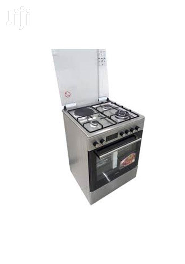 Archive: Simfer Cooker 3 Gas 1 Electric