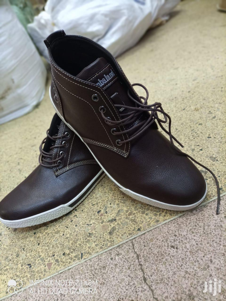 Timberlands Leather Sneakers | Shoes for sale in Nairobi Central, Nairobi, Kenya