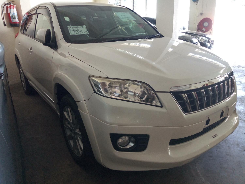 Toyota Vanguard 2013 White | Cars for sale in Mvita, Mombasa, Kenya