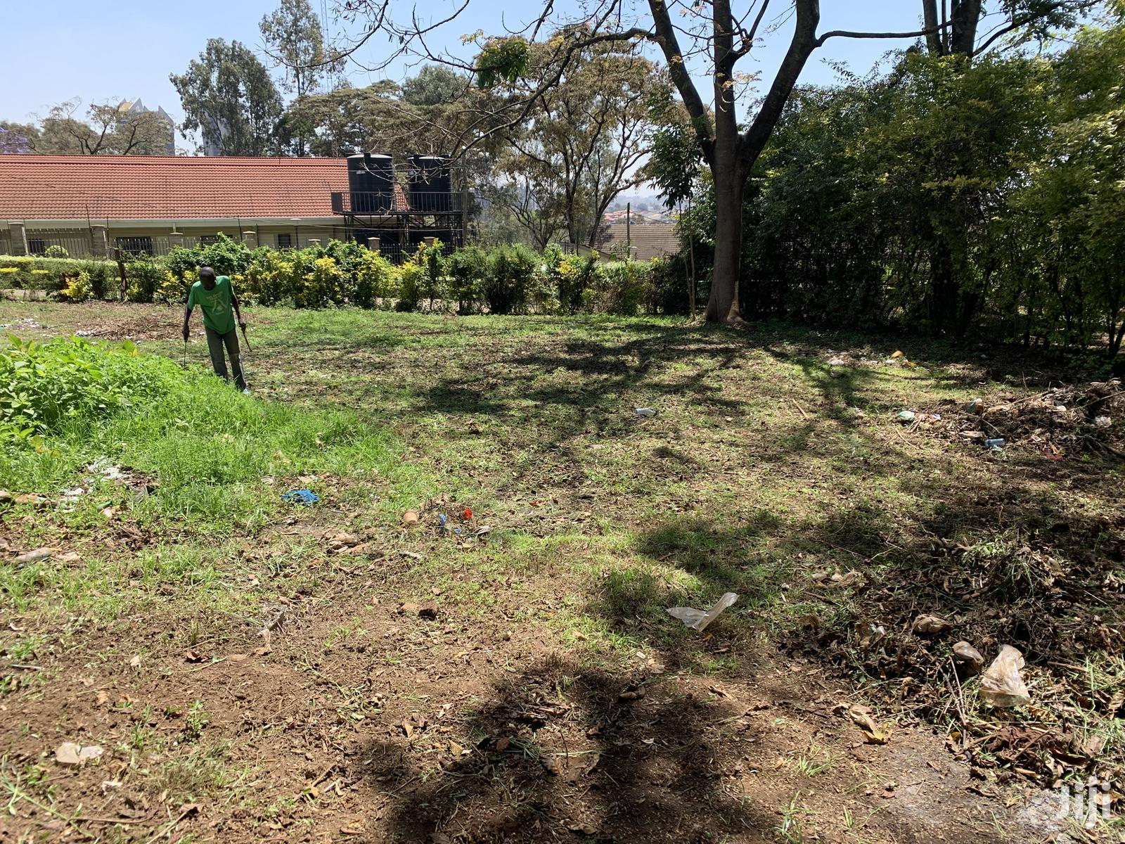 Open Space in Upperhill for Lease at 130k