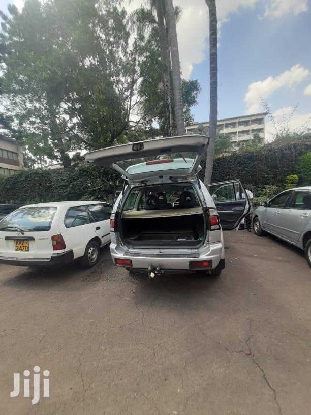 Mitsubishi Shogun 2007 Silver   Cars for sale in Kilimani, Nairobi, Kenya