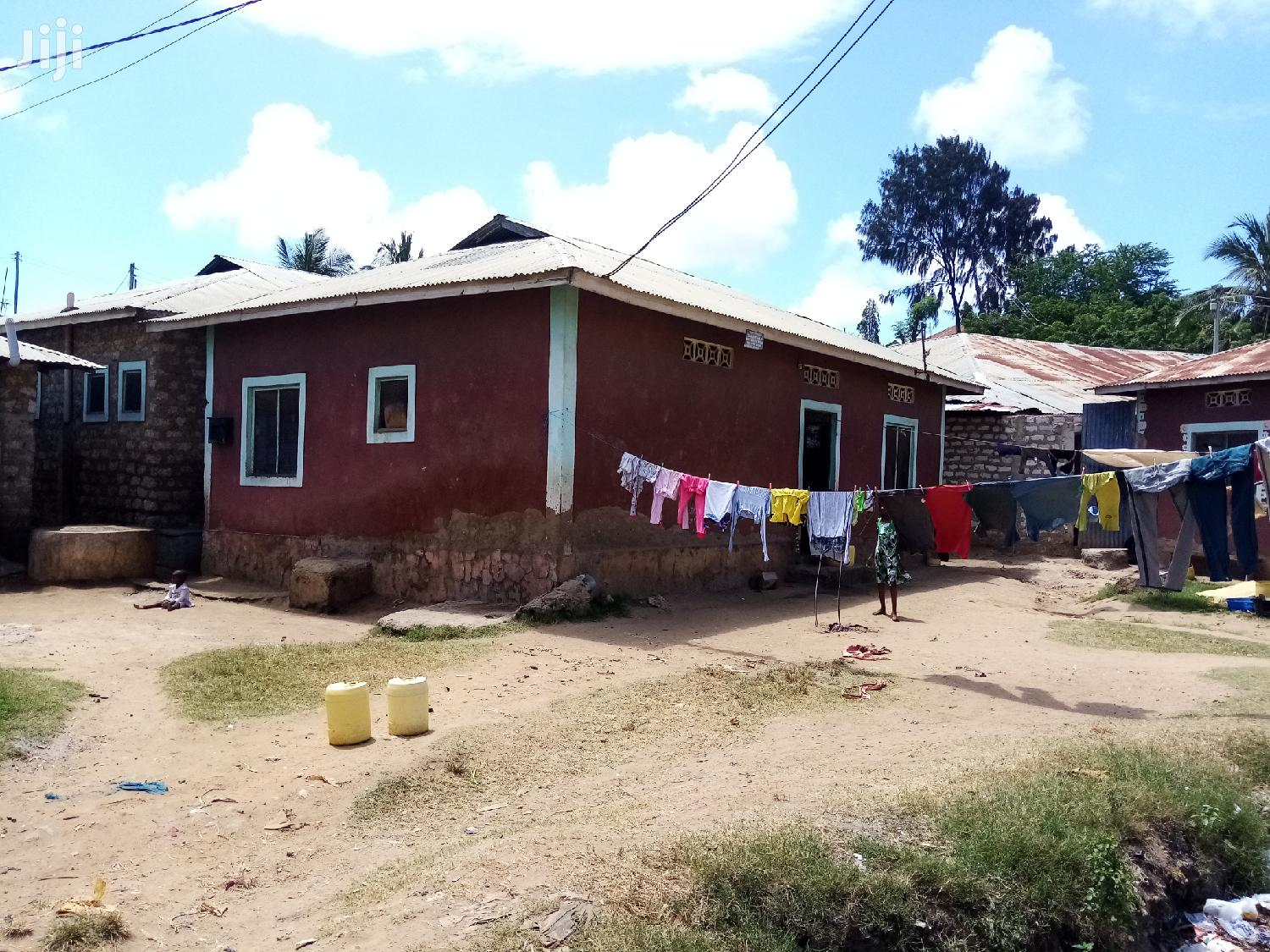 Mshomoroni Swahili House For Sale 4 Rooms Torching Cabro