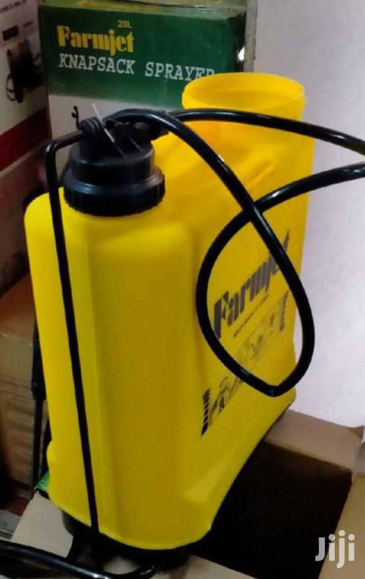 Farmjet Knap Sack Sprayer Available