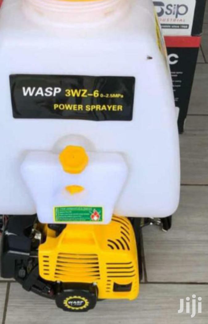 Knapsack Sprayer Available