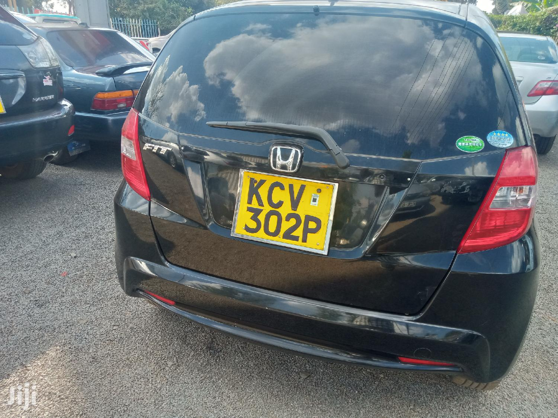 Honda Fit 2012 Black | Cars for sale in Nairobi Central, Nairobi, Kenya