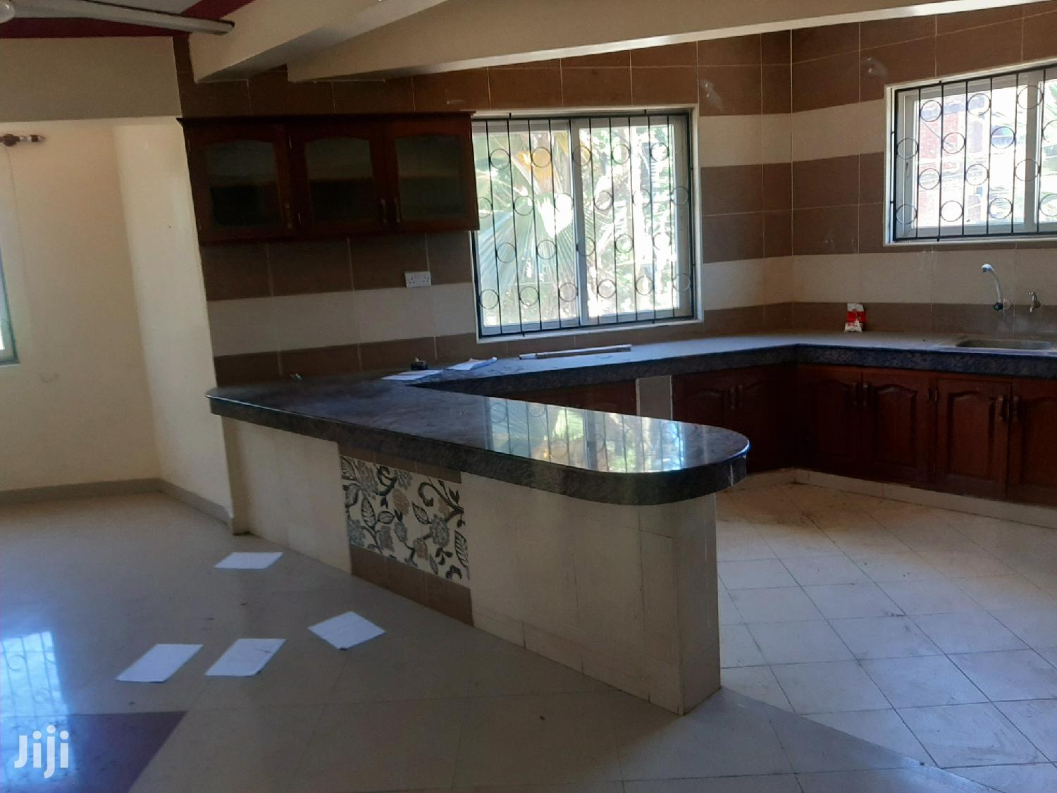 Open Kitchen Plan To Let In Mkomani Cinemax