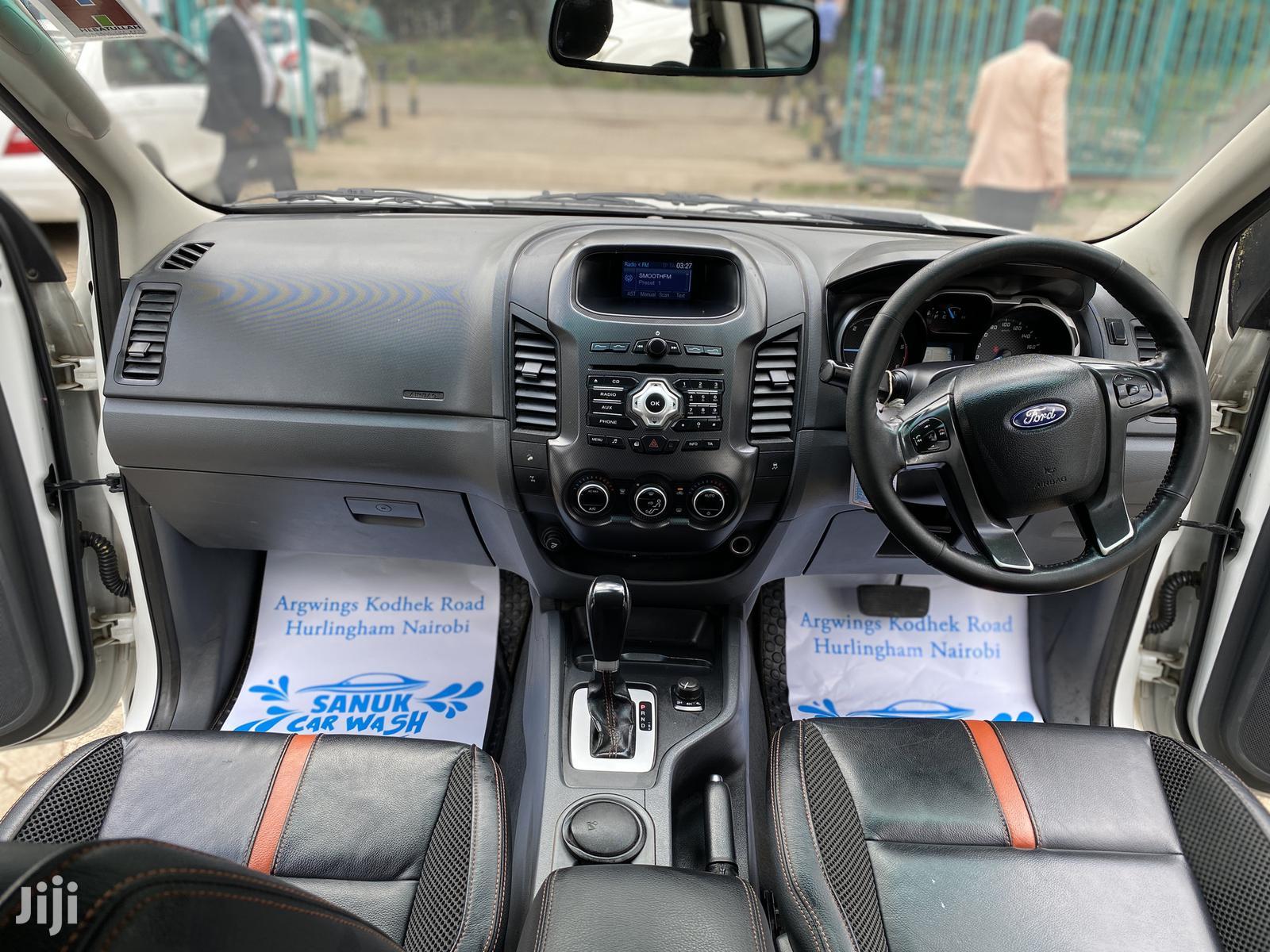 Ford Ranger 2013 Silver   Cars for sale in Kilimani, Nairobi, Kenya