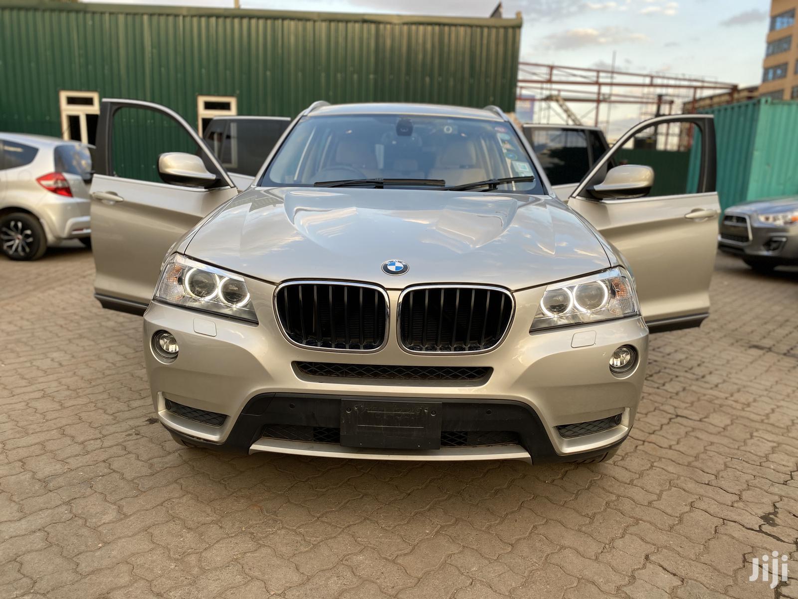 BMW X3 2013 xDrive28i Beige