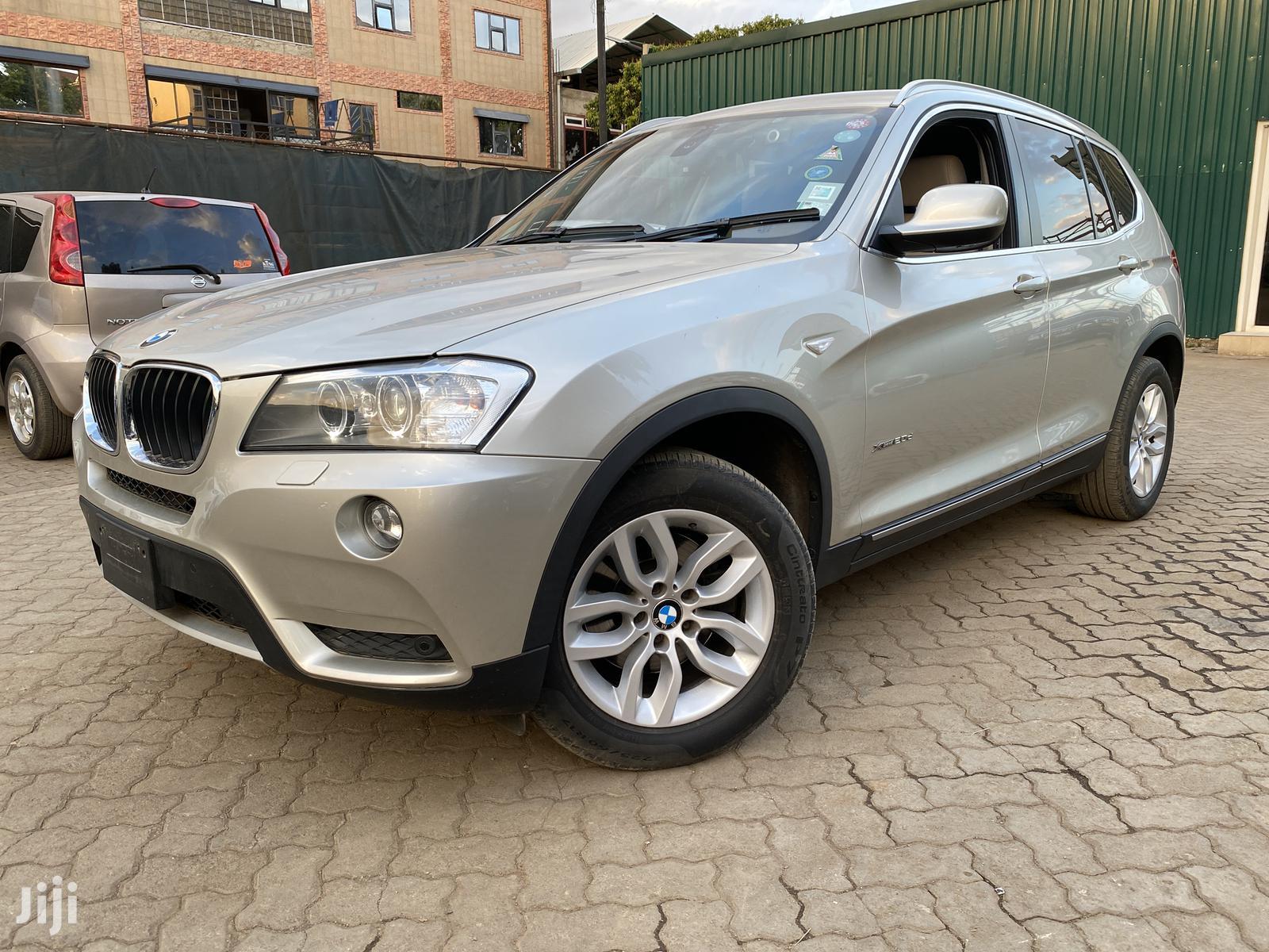 BMW X3 2013 xDrive28i Beige | Cars for sale in Kilimani, Nairobi, Kenya