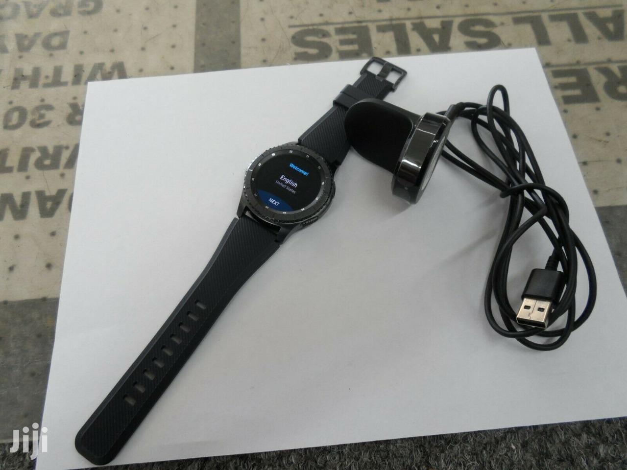 Samsung S3 Gear Smart Watch | Smart Watches & Trackers for sale in Nairobi Central, Nairobi, Kenya