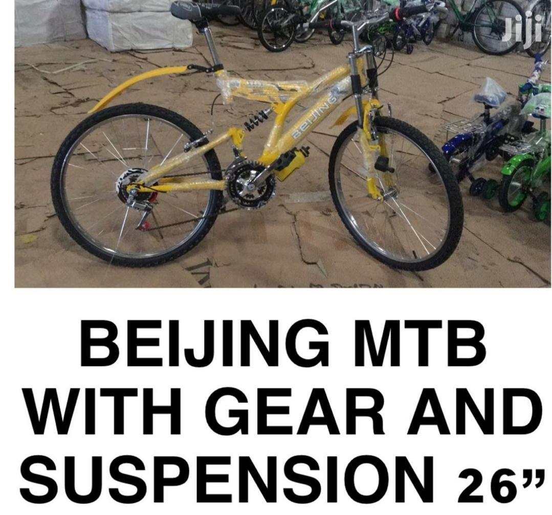 Beijing Mountain Bike Size 26