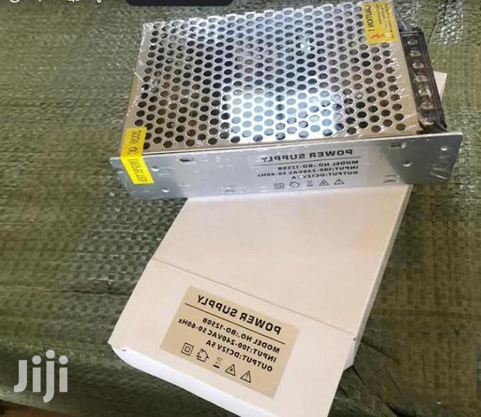 New CCTV Power Supply Unit 12V 30 Amps-open