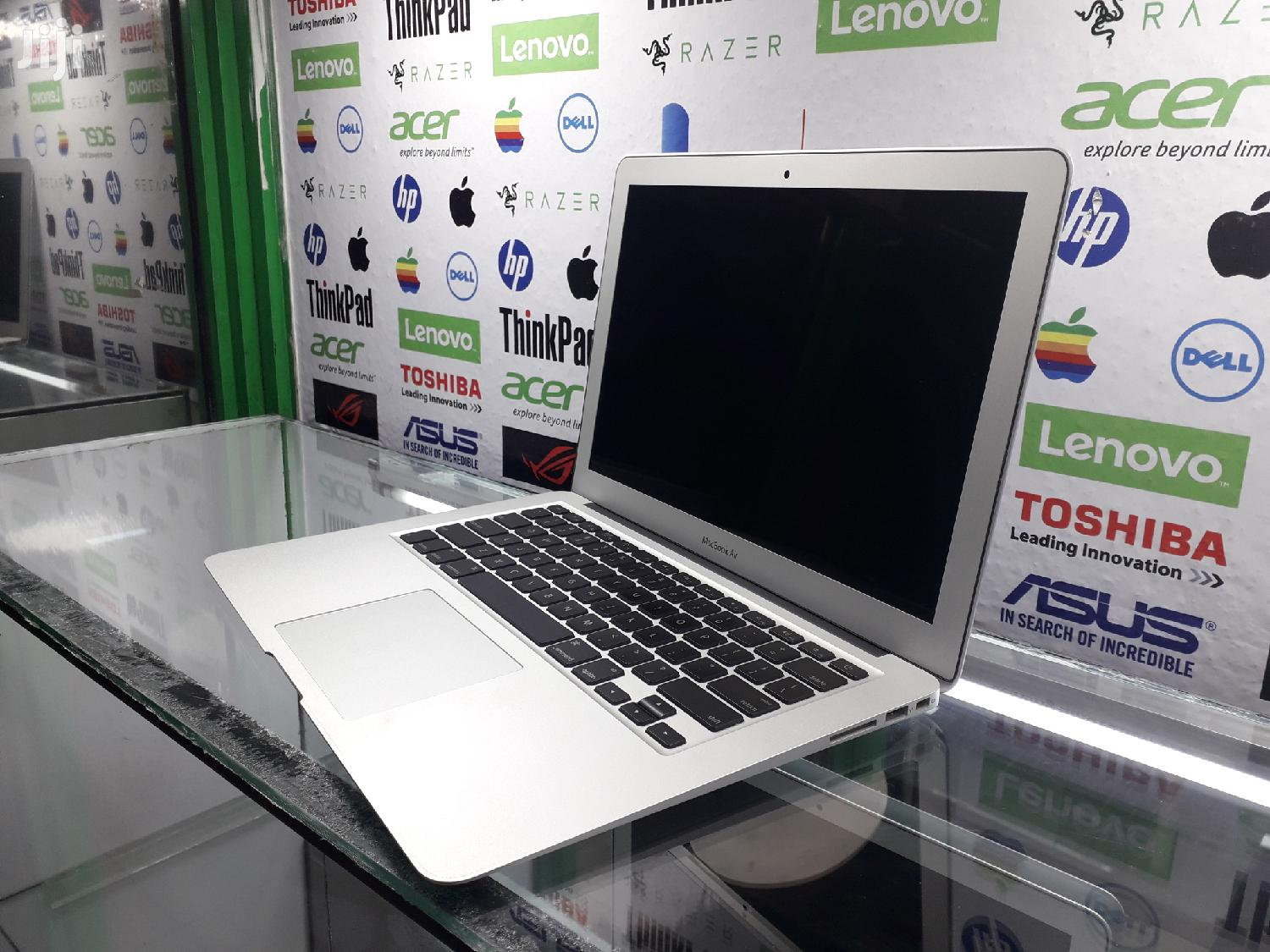 Laptop Apple MacBook Air 4GB Intel Core i5 SSD 128GB | Laptops & Computers for sale in Nairobi Central, Nairobi, Kenya