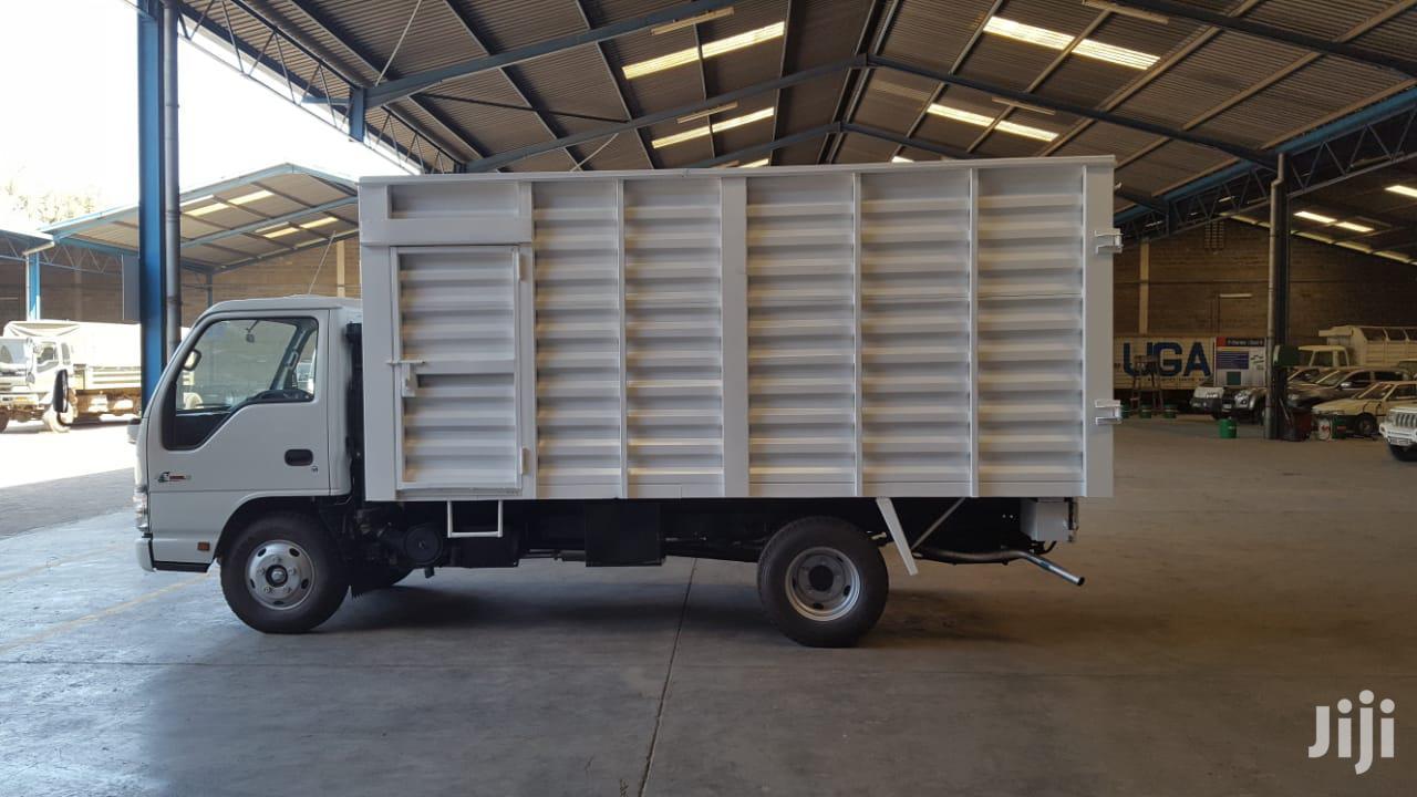 ISUZU NKR 4.3 - 5.7 Ton GVW - 14 Foot Body - Narrow Cabin | Trucks & Trailers for sale in Nakuru East, Nakuru, Kenya