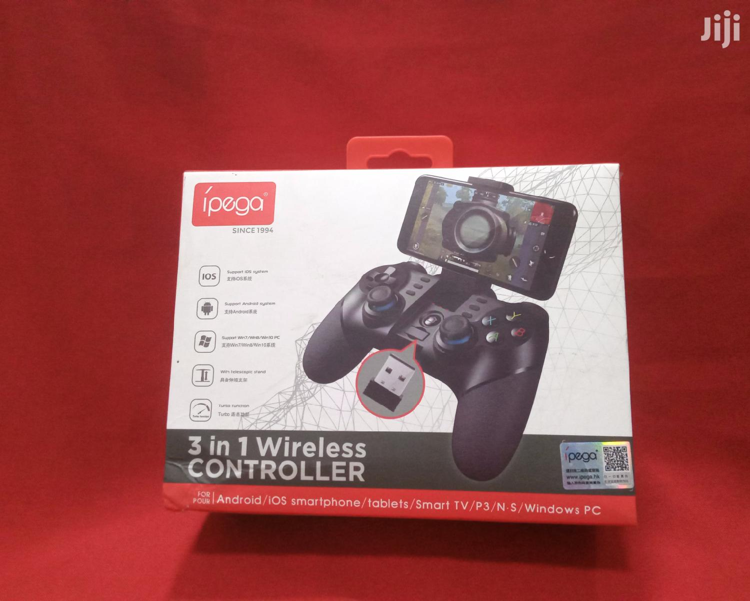3 In 1 Wireless Game Pad Controller