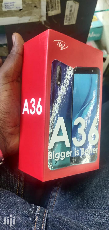 Archive: New Itel A56 16 GB Blue