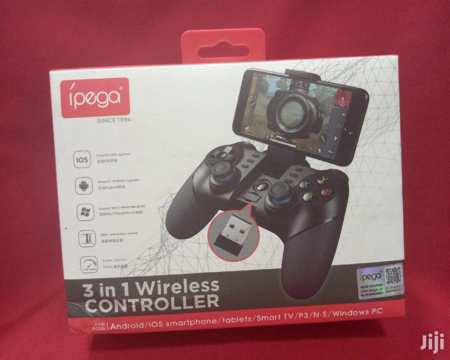 3 In 1 Gamepad Pc Controller | Accessories & Supplies for Electronics for sale in Nairobi Central, Nairobi, Kenya