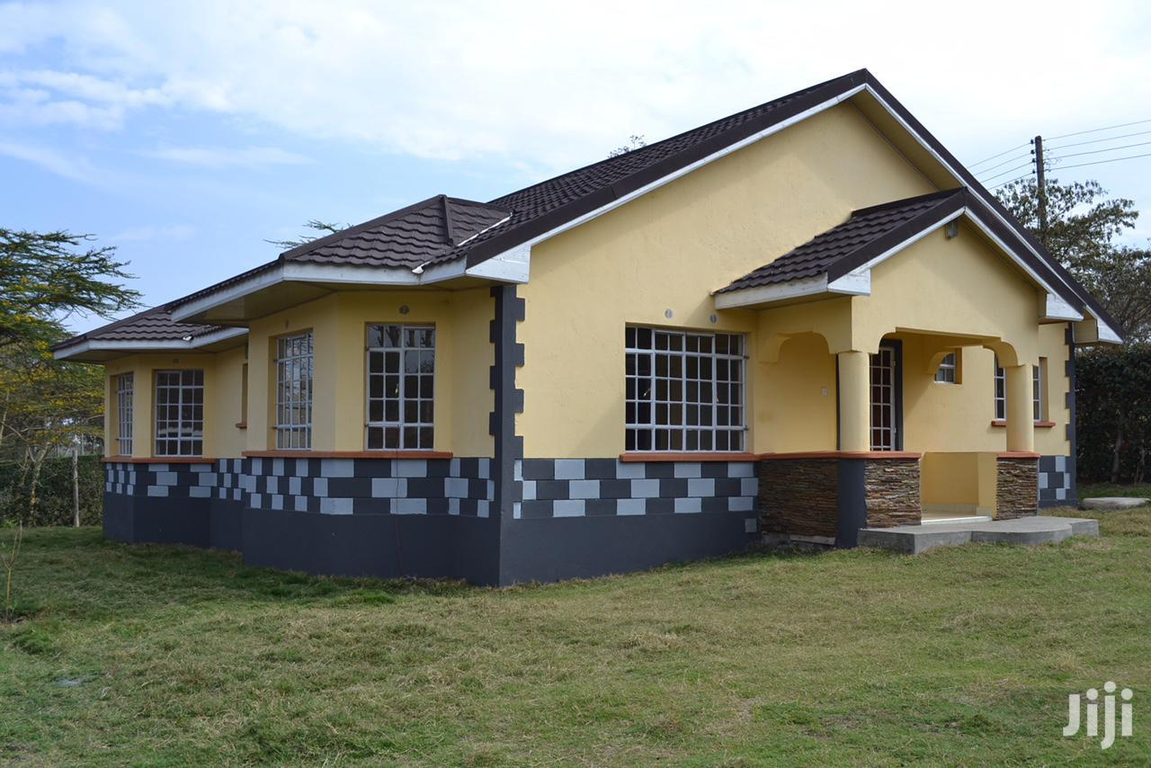 Three Bedroom Bungalow For Sale In Ongata Rongai