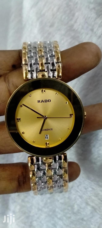 Unique Quality Rado Watch For Gents