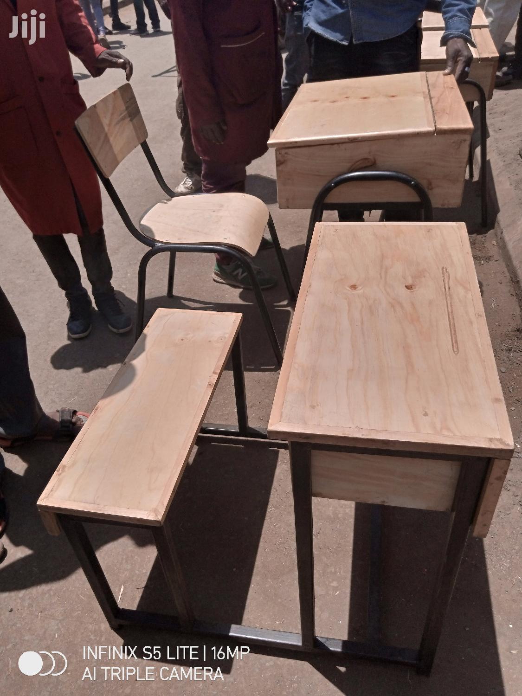 Approved School Desk | Furniture for sale in Umoja I, Nairobi, Kenya