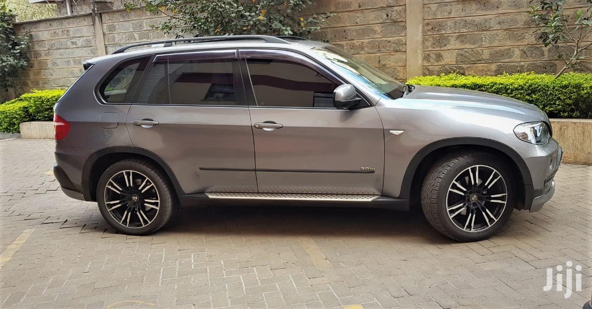 Archive: BMW X5 2008 3.0i Gray