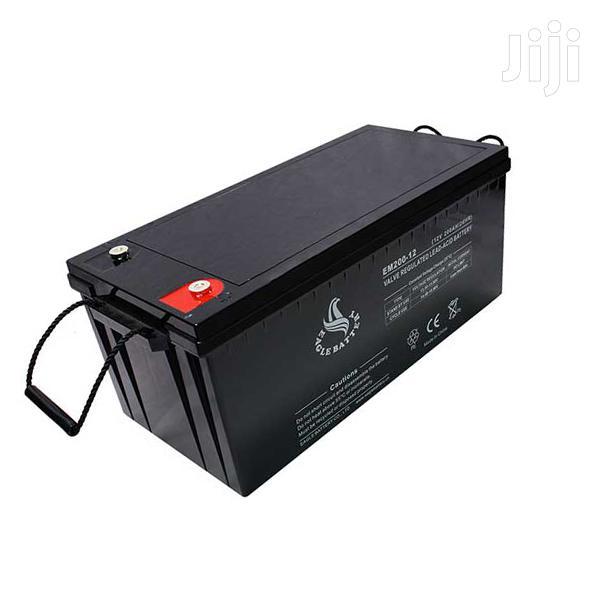 100AH,12V Deep Cycle Solar Battery
