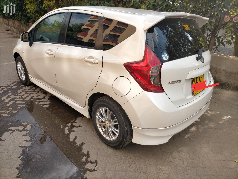 Nissan Note 2012 White | Cars for sale in Nairobi Central, Nairobi, Kenya