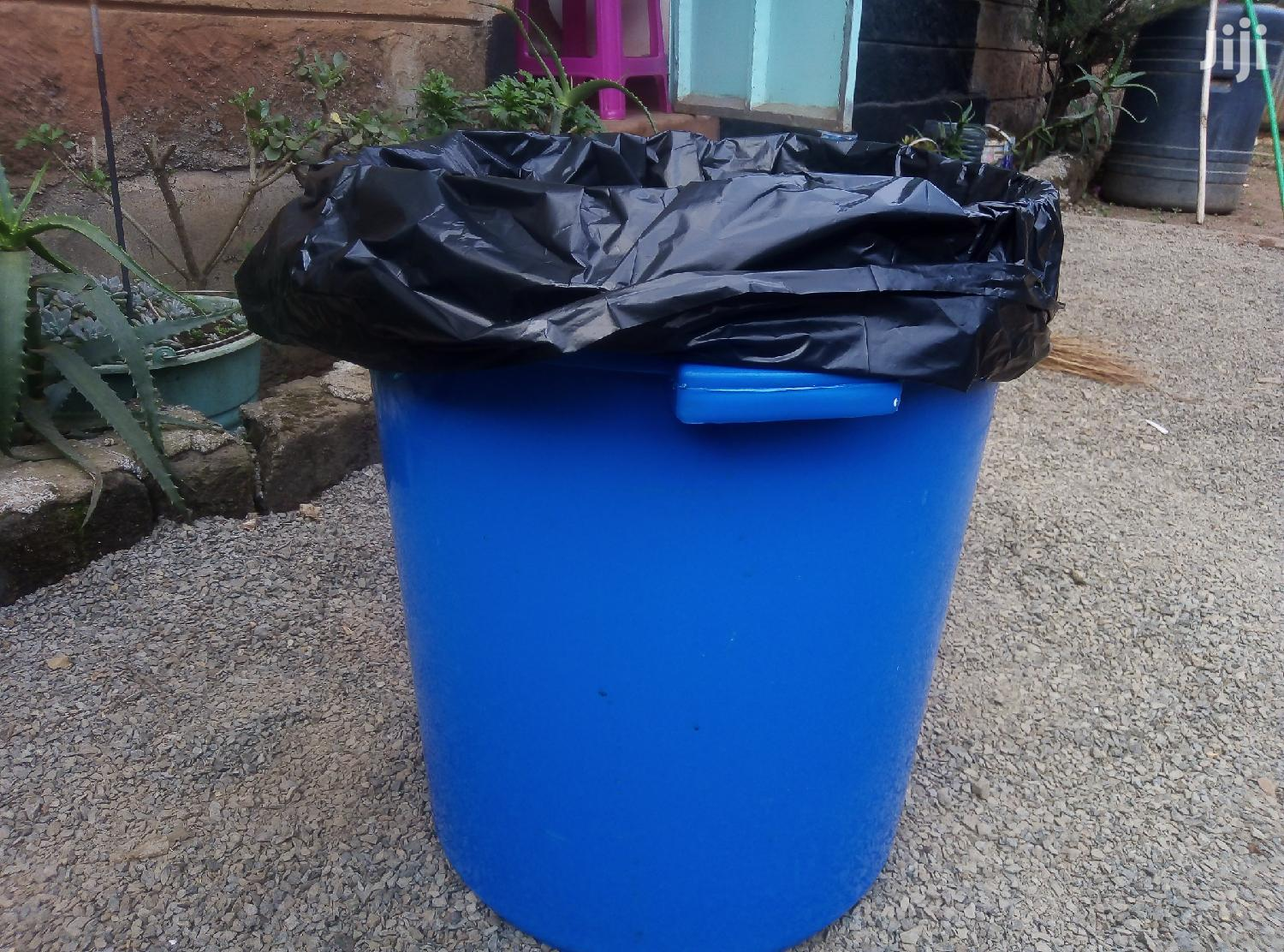 """10 Pcs Large Dustbin Bags Uthiru, Cooperation 30""""By 36"""""""