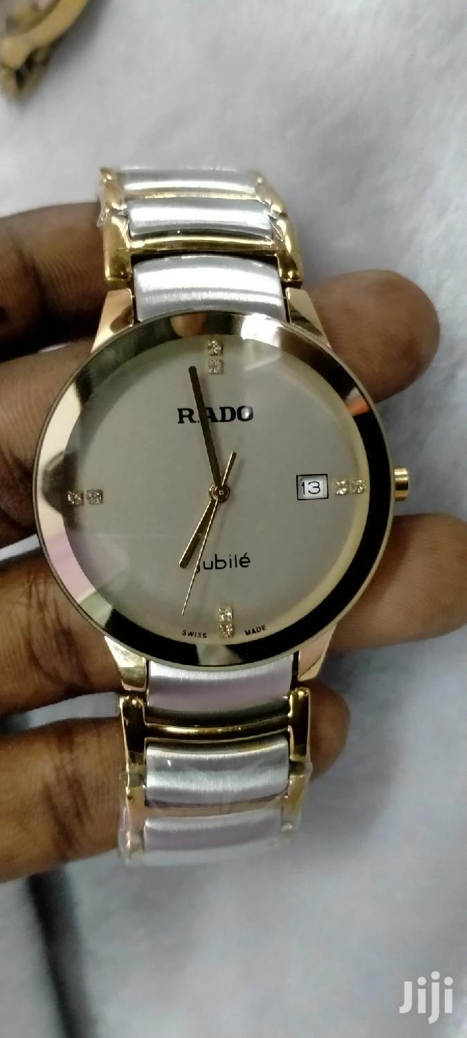 Quality Gents Rado Watch
