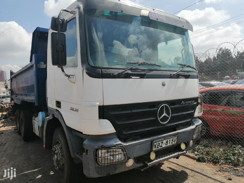 Tipper Mercedes-benz Actross   Trucks & Trailers for sale in South C, Nairobi, Kenya