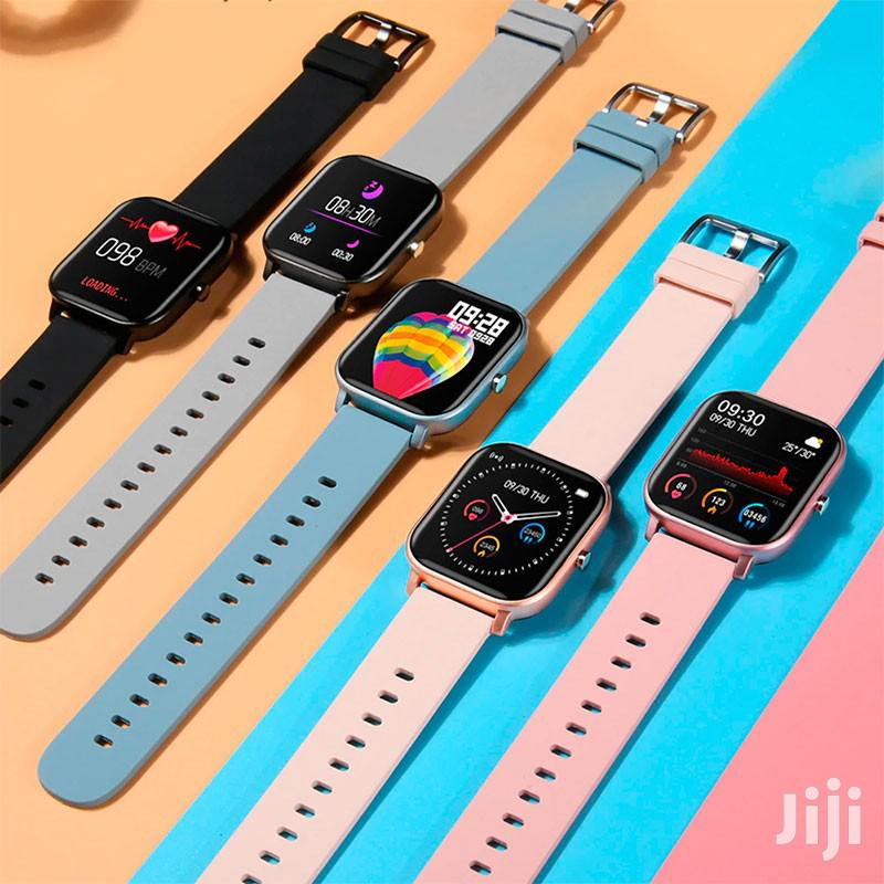 P8 Smart Watch Sports With Heart Rate Monitor