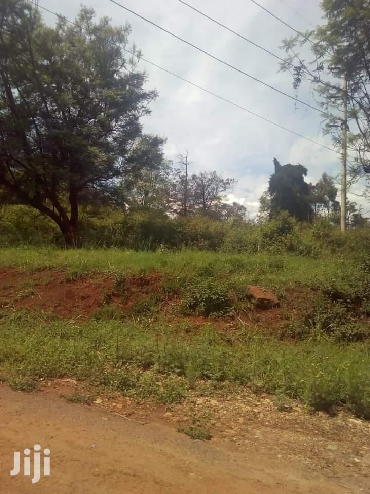 1 Acre Land For Lease Touching Kiambu Road Tarmac