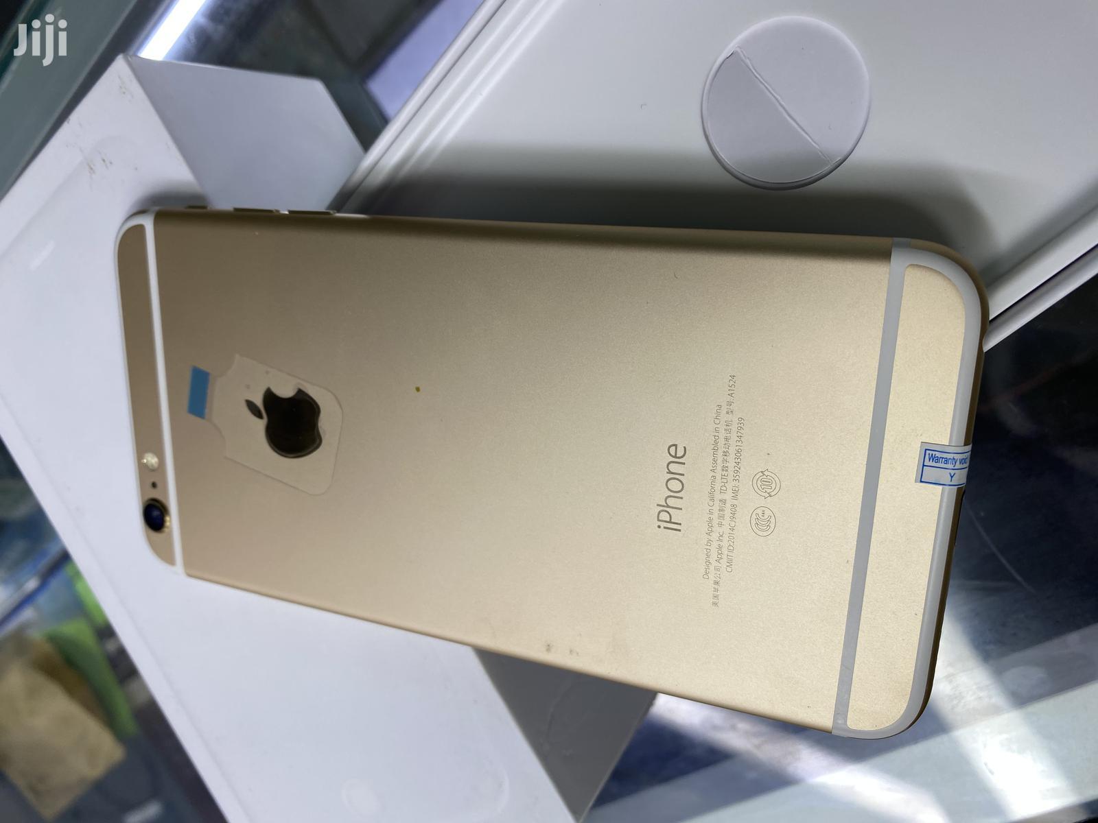 Apple iPhone 6 Plus 16 GB Gold   Mobile Phones for sale in Nairobi Central, Nairobi, Kenya