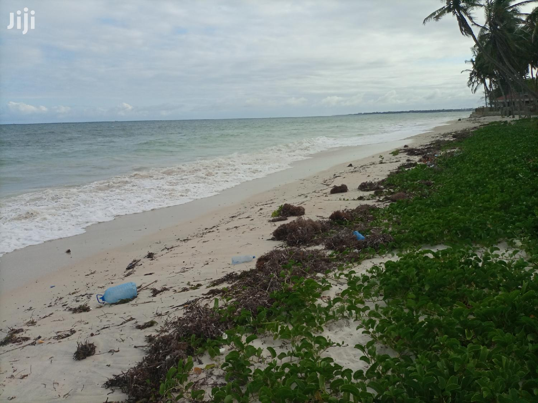 Nyali Beach Plot for SALE:4acre Sandy White Powder Plot