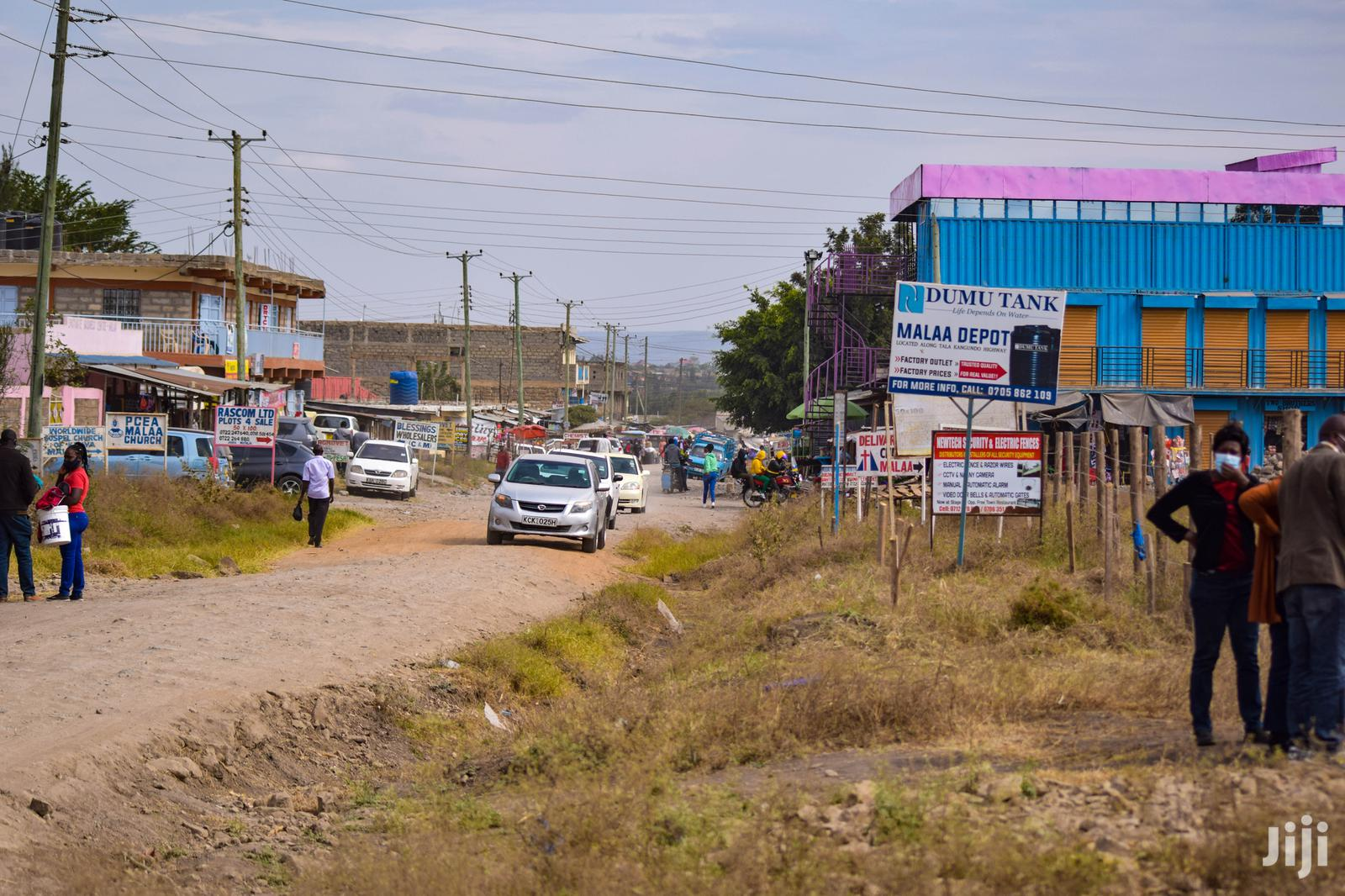 Commercial Plot Along Kangundo Road
