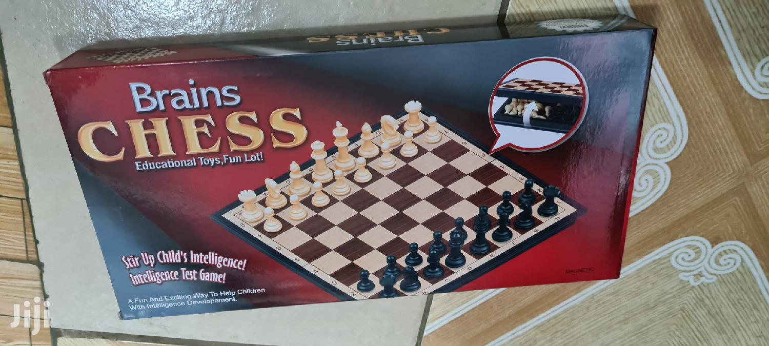 Brains Chess Educational Toys